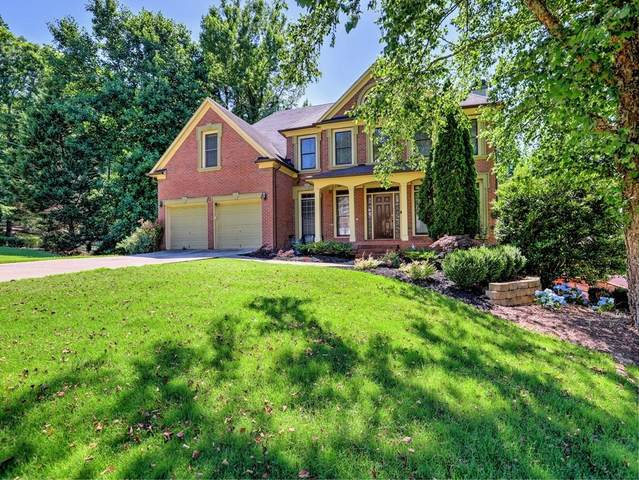 1571 Emerald Glen Drive, Marietta, GA 30062 (MLS #6907635) :: Path & Post Real Estate