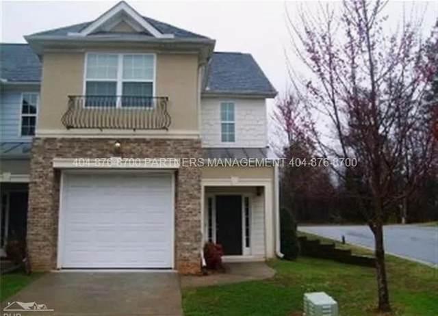 4322 Notting Hill Drive SW, Atlanta, GA 30331 (MLS #6907662) :: North Atlanta Home Team