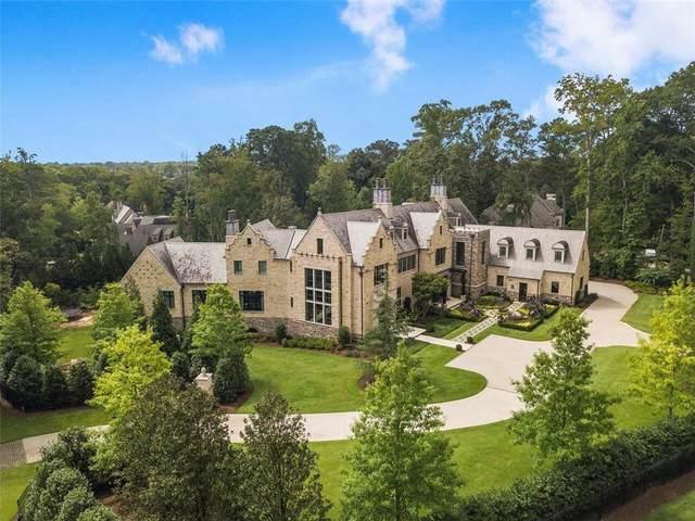 1150 W Garmon Road, Atlanta, GA 30327 (MLS #6907675) :: The Kroupa Team | Berkshire Hathaway HomeServices Georgia Properties
