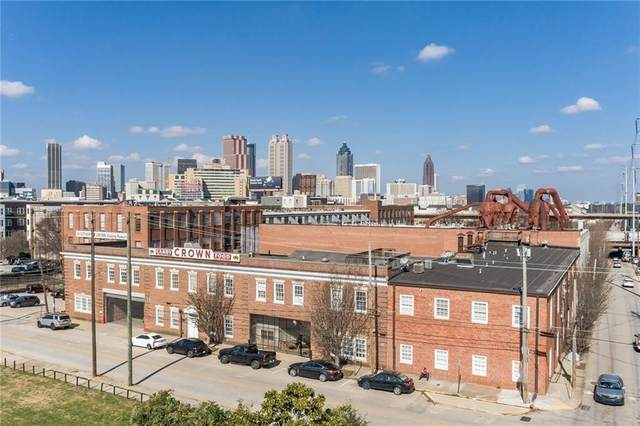 320 Martin Luther King Jr Drive SE #17, Atlanta, GA 30312 (MLS #6907735) :: Atlanta Communities Real Estate Brokerage