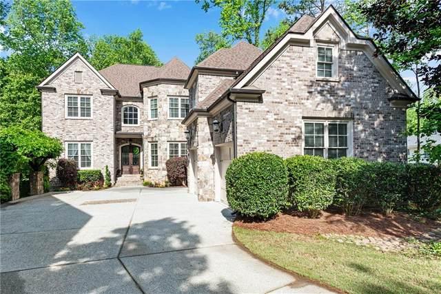 3784 Baccurate Place, Marietta, GA 30062 (MLS #6907780) :: North Atlanta Home Team