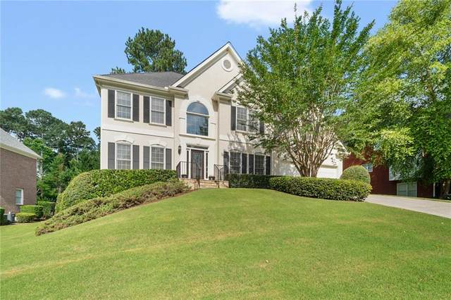 12342 Sunset Maple Terrace, Alpharetta, GA 30005 (MLS #6907790) :: RE/MAX Paramount Properties