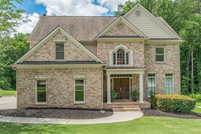 2480 Ashbourne Drive, Lawrenceville, GA 30043 (MLS #6907791) :: Charlie Ballard Real Estate