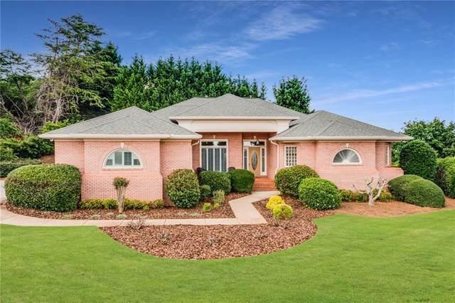 2300 Crystal Court, Gainesville, GA 30506 (MLS #6907802) :: Charlie Ballard Real Estate