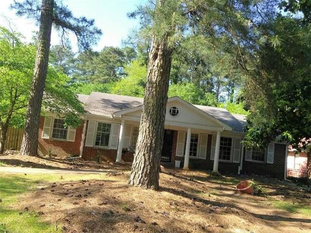 4156 Rainbow Drive SE, Decatur, GA 30034 (MLS #6907874) :: The Kroupa Team | Berkshire Hathaway HomeServices Georgia Properties