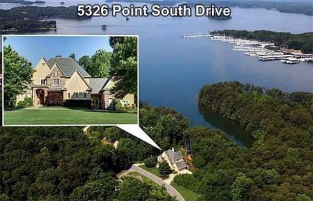 5326 Point South Drive, Gainesville, GA 30504 (MLS #6907889) :: North Atlanta Home Team