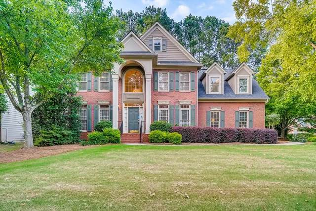 5820 Millwick Drive, Johns Creek, GA 30005 (MLS #6907923) :: RE/MAX Paramount Properties