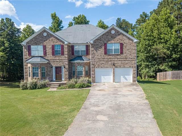 2701 Oakmont Way, Monroe, GA 30656 (MLS #6907936) :: North Atlanta Home Team