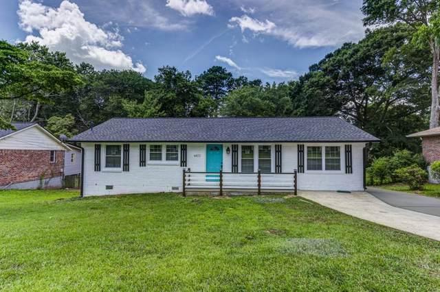 6977 Eunice Drive, Riverdale, GA 30274 (MLS #6907955) :: North Atlanta Home Team
