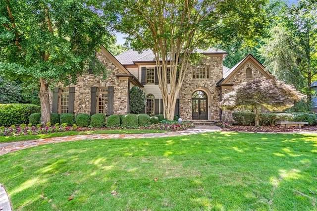 433 Langley Oaks Drive SE, Marietta, GA 30067 (MLS #6907995) :: North Atlanta Home Team