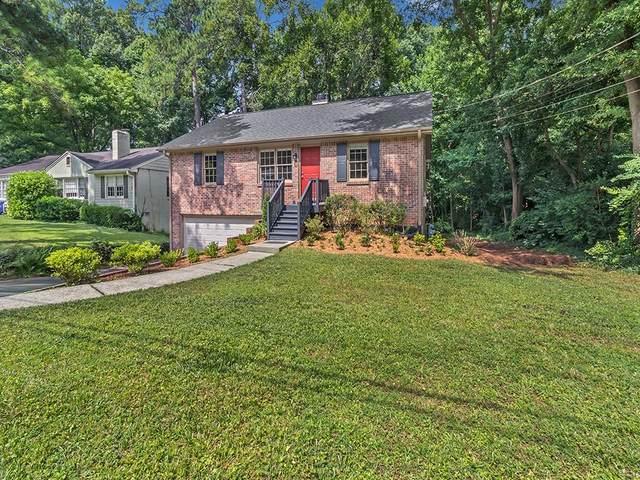 656 Wendan Drive, Decatur, GA 30033 (MLS #6908037) :: North Atlanta Home Team