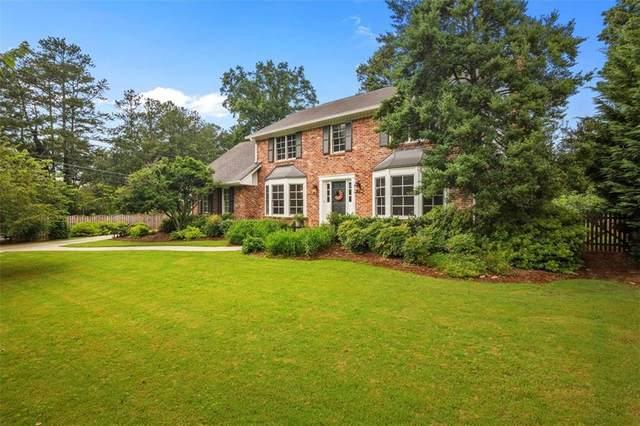 1290 Holly Bank Circle, Dunwoody, GA 30338 (MLS #6908043) :: North Atlanta Home Team