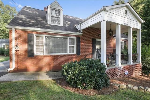 1678 N Druid Hills Road NE, Brookhaven, GA 30319 (MLS #6908048) :: North Atlanta Home Team
