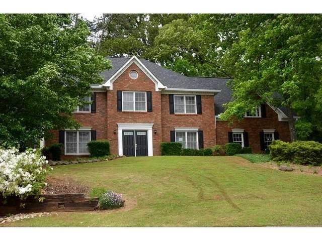 1847 Kristen Mill Way, Marietta, GA 30062 (MLS #6908053) :: Kennesaw Life Real Estate