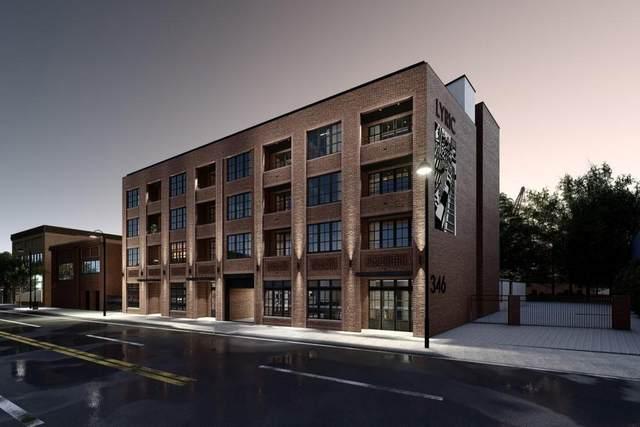 346 Peters Street SW #305, Atlanta, GA 30313 (MLS #6908080) :: Kennesaw Life Real Estate
