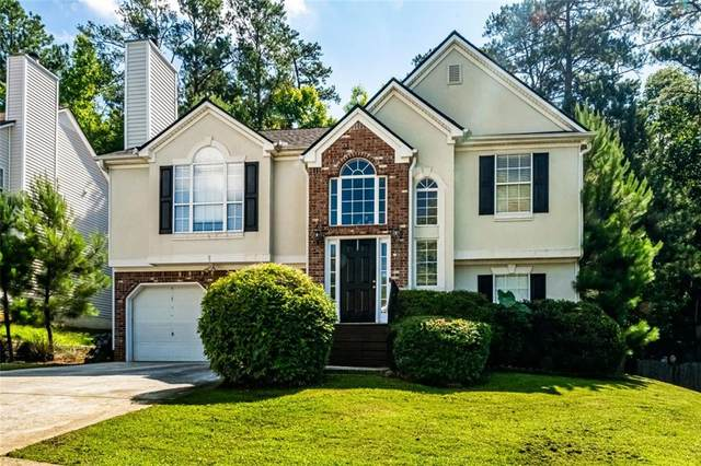 2807 Crest Ridge Way SW, Marietta, GA 30060 (MLS #6908107) :: North Atlanta Home Team