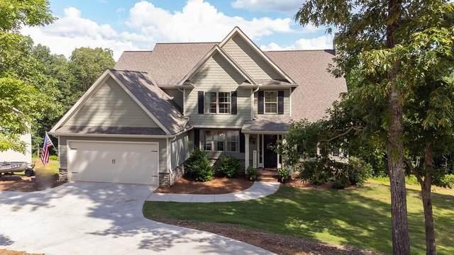 224 Old White Oak Trail, Dawsonville, GA 30534 (MLS #6908120) :: North Atlanta Home Team
