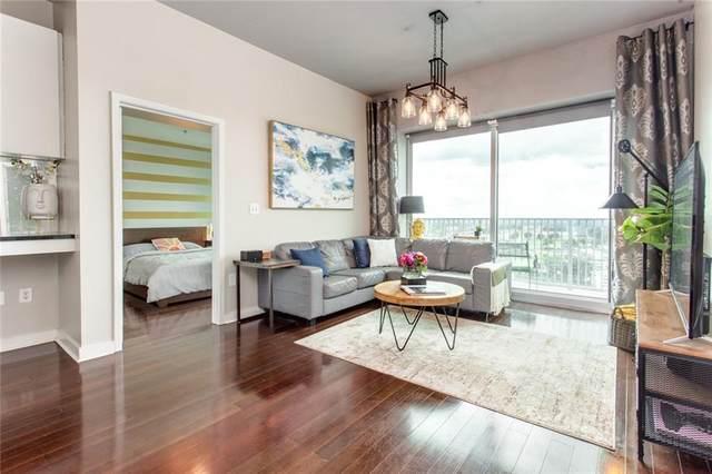 361 17th Street #2424, Atlanta, GA 30363 (MLS #6908149) :: Path & Post Real Estate
