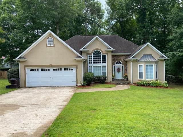 6898 Fox Hunt Circle NW, Douglasville, GA 30135 (MLS #6908159) :: North Atlanta Home Team
