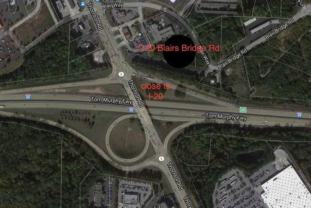 1120 N Blairs Bridge Road, Lithia Springs, GA 30122 (MLS #6908190) :: Todd Lemoine Team