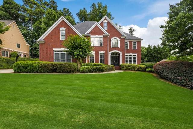 1259 Cobblemill Way NW, Kennesaw, GA 30152 (MLS #6908237) :: Path & Post Real Estate