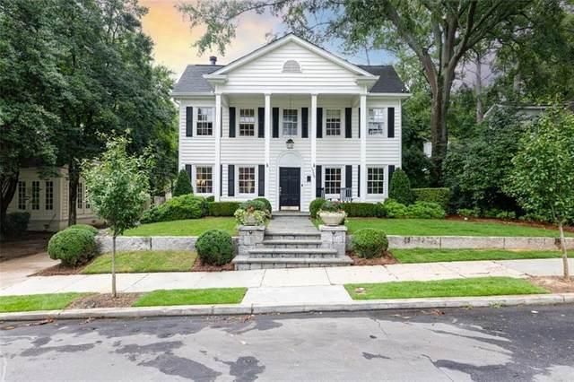 1735 Flagler Avenue, Atlanta, GA 30309 (MLS #6908297) :: North Atlanta Home Team