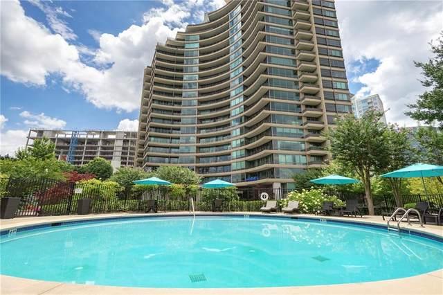 700 Park Regency Place NE #1103, Atlanta, GA 30326 (MLS #6908415) :: North Atlanta Home Team