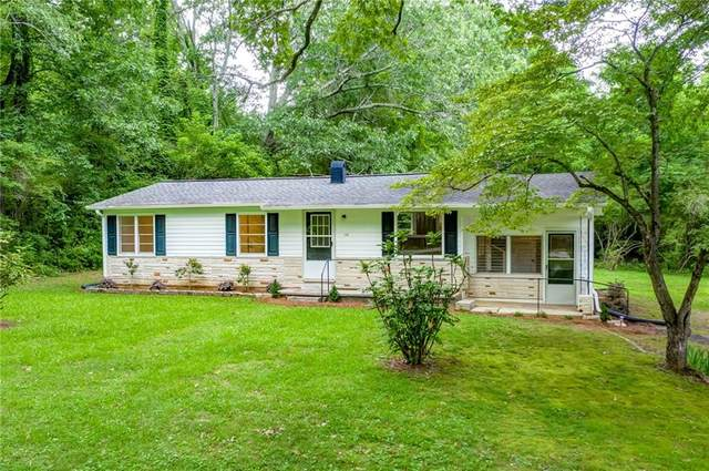 154 Fairview Road, Ball Ground, GA 30107 (MLS #6908437) :: Path & Post Real Estate
