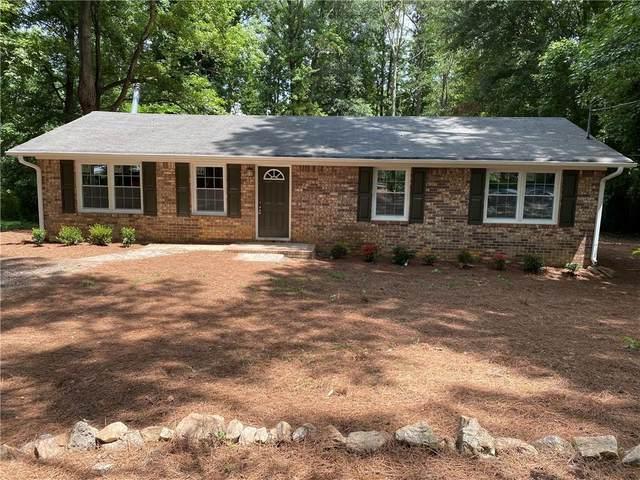 172 Mona Place, Dallas, GA 30132 (MLS #6908479) :: North Atlanta Home Team