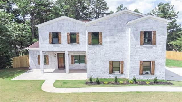 1230 Shallowford Road, Marietta, GA 30066 (MLS #6908484) :: Path & Post Real Estate