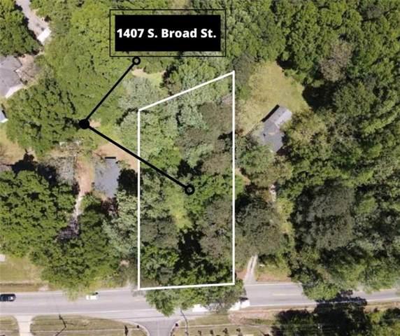 1407 S Broad Street S, Monroe, GA 30655 (MLS #6908554) :: Path & Post Real Estate