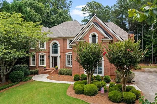 14361 Club Circle, Milton, GA 30004 (MLS #6908577) :: North Atlanta Home Team