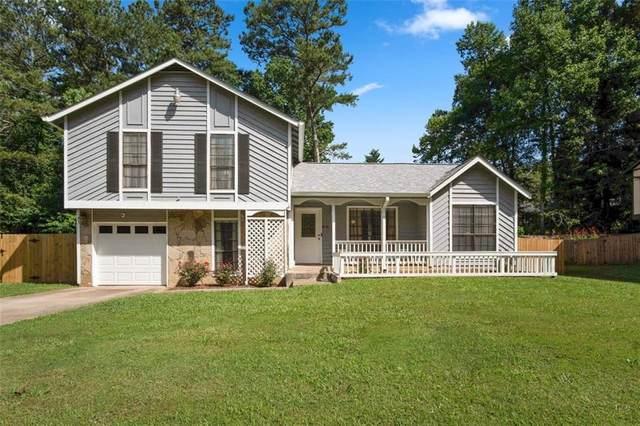 2121 Harrison Ridge Court, Lawrenceville, GA 30044 (MLS #6908582) :: North Atlanta Home Team