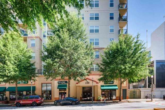 230 E Ponce De Leon Avenue #203, Decatur, GA 30030 (MLS #6908683) :: North Atlanta Home Team