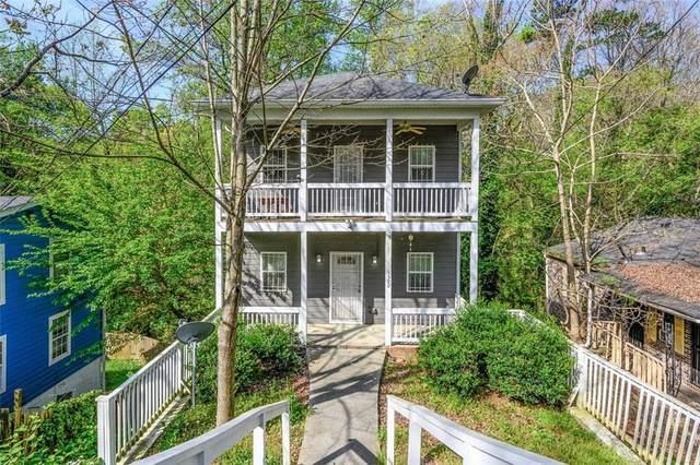 1590 Ezra Church Drive NW, Atlanta, GA 30314 (MLS #6908744) :: Atlanta Communities Real Estate Brokerage