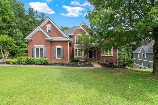 5352 Saville Drive NW, Acworth, GA 30101 (MLS #6908801) :: North Atlanta Home Team