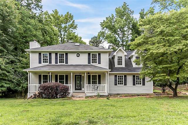 210 Hampton Woods Drive, Fayetteville, GA 30215 (MLS #6908802) :: North Atlanta Home Team