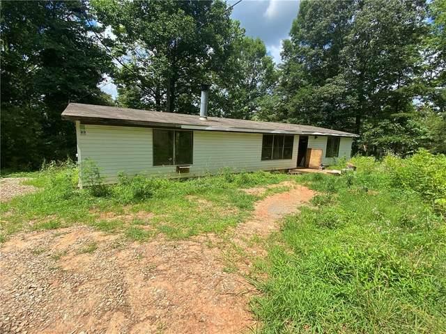 569 Mountain Lake Drive, Jasper, GA 30143 (MLS #6908816) :: Dawn & Amy Real Estate Team