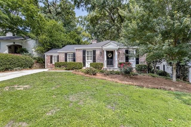 1930 Colland Drive NW, Atlanta, GA 30318 (MLS #6908818) :: Charlie Ballard Real Estate