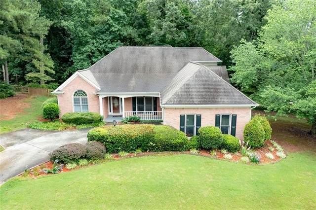 5405 Amity Drive, Powder Springs, GA 30127 (MLS #6908827) :: AlpharettaZen Expert Home Advisors