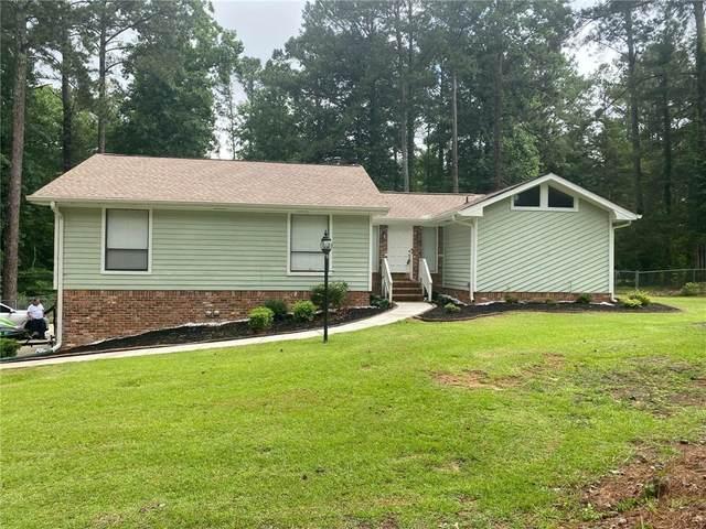 430 Banks Road, Fayetteville, GA 30214 (MLS #6908848) :: Path & Post Real Estate