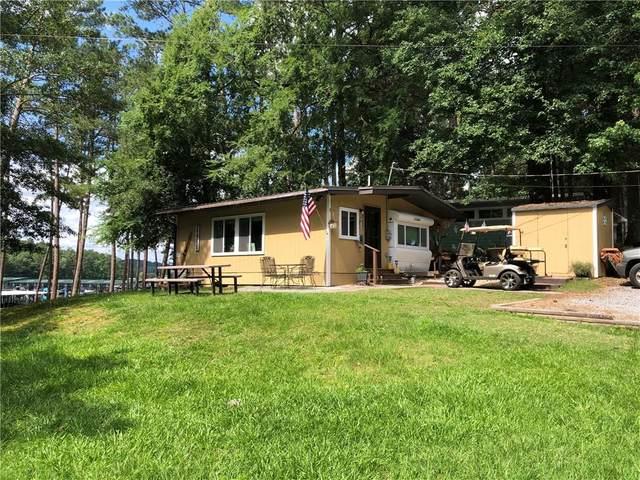 5400 Kings Camp Cabin C-1 Road, Acworth, GA 30102 (MLS #6908854) :: North Atlanta Home Team