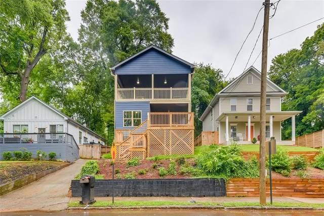 319 Lawton Street SW, Atlanta, GA 30310 (MLS #6908856) :: Charlie Ballard Real Estate