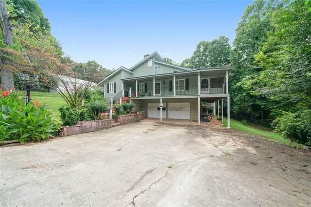 7216 Island Mill Road SE, Acworth, GA 30102 (MLS #6908865) :: Path & Post Real Estate