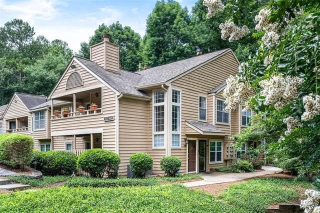 1422 N Crossing Drive NE, Atlanta, GA 30329 (MLS #6908881) :: North Atlanta Home Team