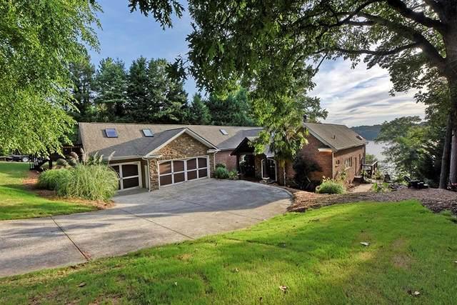 8160 Lanier Drive, Cumming, GA 30041 (MLS #6908897) :: AlpharettaZen Expert Home Advisors