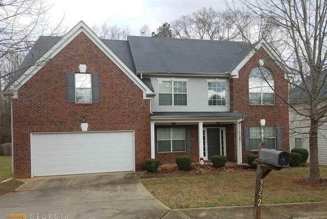 3352 Ashford Pass, Ellenwood, GA 30294 (MLS #6908925) :: North Atlanta Home Team