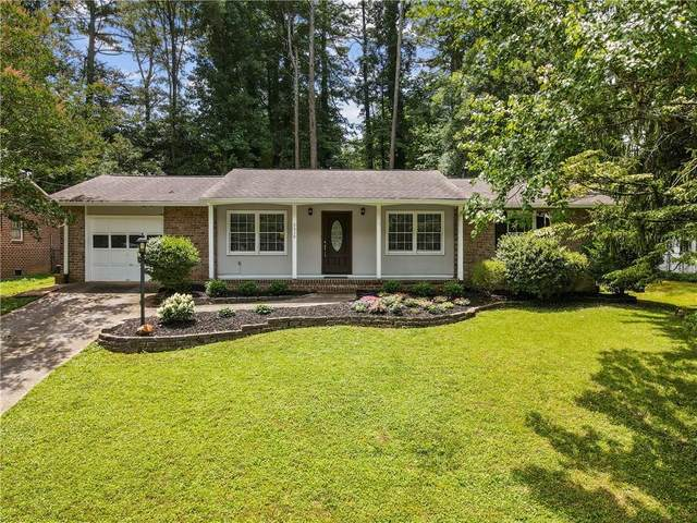 2539 Laurel Ridge Drive, Decatur, GA 30033 (MLS #6908964) :: North Atlanta Home Team