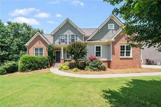 8115 Gracen Drive, Gainesville, GA 30506 (MLS #6908988) :: Todd Lemoine Team