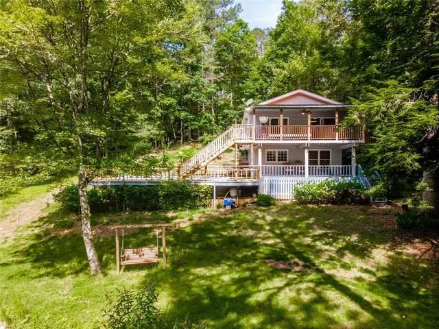1238 Deer Woods Trail, Cleveland, GA 30528 (MLS #6909012) :: North Atlanta Home Team